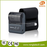 58mm mini portable bluetooth mobile Printer support android..