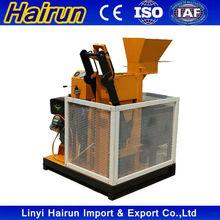 German technology HR1-25 diesel brick making machine made in China