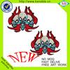 New design clothes emboridery custom logo patch
