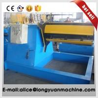 10 Ton high effective uncoiler leveler machine/ high security key uncoiler machine