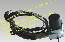 2013 competitive price hyundai 700-7 accelerograph motor
