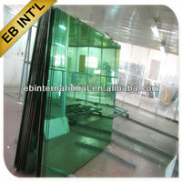 one/two way silver mirror glass, double coated, half silvered mirror