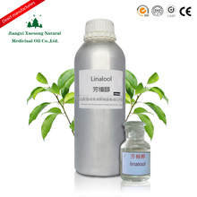 Can be used for anti caries agent 96% purity of pure linalool