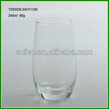 Thick Bottom Collins Glass
