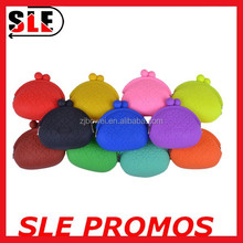 silicone rubber coin bag
