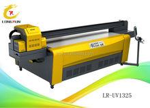 S e iko 1020 printer heads ceramic tile uv printer / high speed glass inkjet printer