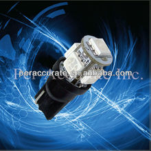 Taiwan led car light motorcycle T10 12v led drive light