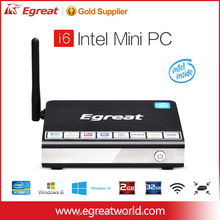 Unique design and windows8/10 OS 12V Egreat i6 intel Z3735F quad core hot selling