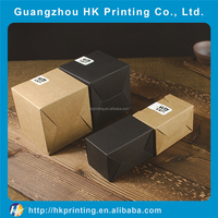 Hot selling mini cardboard cookie biscuit box packaging for gift