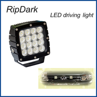 2015 high performance car tire high lumens LED work light lamp off road