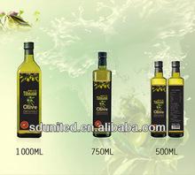 250ml/500ml/750ml/1000ml Glass Olive Oil Bottle Wholesale