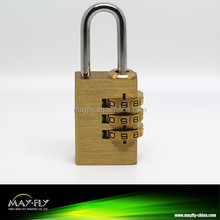 High-grade brass combination lock,combination padlock,digital lock,T223