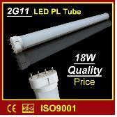 220V 15W 2G11 led pl tube