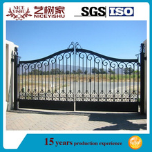 decorative wrought iron gates/metal gates/driveway gates