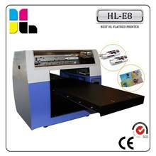Factory Direct Supply! Cheap PVC Card Printer And Embossed Machine, Printing Machine Flatbed