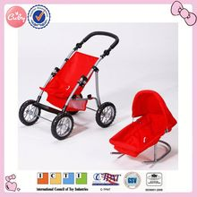 High quality top sale toy baby doll carriage