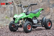Cheap Mini Gas 49cc Kids' 2 Stroke Mini ATV 49cc Quads for kids