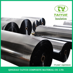 High Quaity of VMPET for Lamination of Insulation Material from Qingdao Taiyue