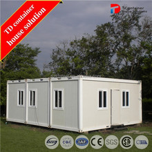Two-storey office container real picture