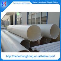 large diameter 9 inch pvc pipe