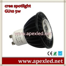 led spot lamp 5w die-casting aluminum