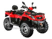 Chinese 600cc ATV quad bike 4x4 EFI engine with winch (FA-N550)