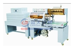 Semi automatic L-type sealer and shrink tunnel or packaging and packing machine