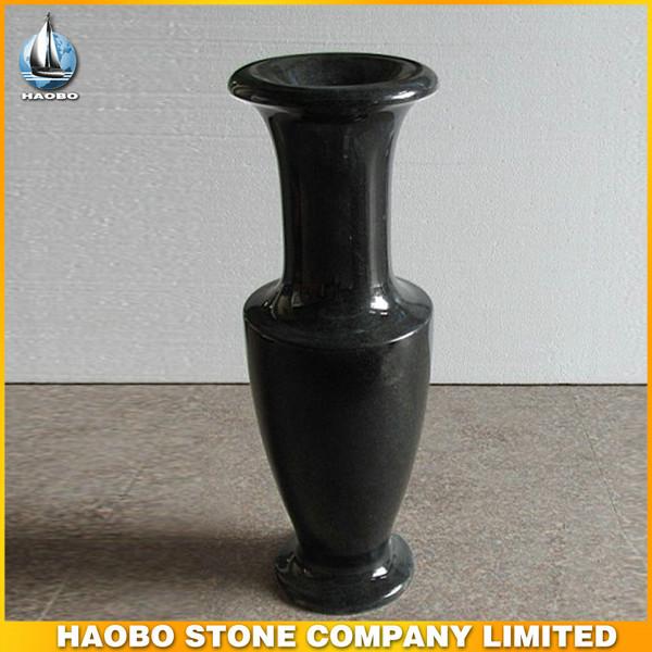 Shanxi Black Mushroom Vase Granite Square Vase Buy