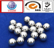 Hot sale 12.7mm 15.875mm 16mm 19.05mm 20mm stainless steel ball