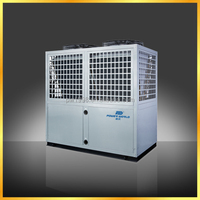 Best BTU low temperature heat pump with CE/ErP/EN14511/EHPA, air source heat pump
