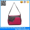 Factory direct sales girls cheap nylon book shoulder strap bag for school