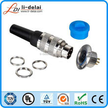 4p ip67 male female m16 connector