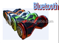 2016 new products gym equipment china wholesale hoverboard electric bicycle self balancing scooter with bluetooth