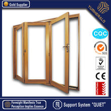Yumherald China Customized doors and windows wood
