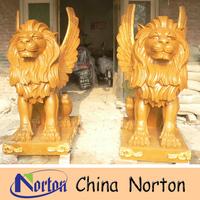 life size animal resin statues , fiberglass statue , figure resin statues NTMS379R
