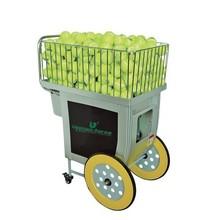 Tennis ball serving machine