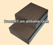 water resistance wpc decking for outdoor