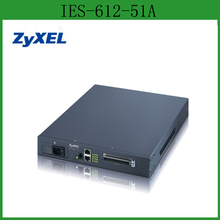 Zyxel IES-612-51A Fiber Optical Equipment 12-port ADSL2+ Compact mini ADSL DSLAM with AC Power Input