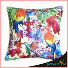 Fashion Plain Cotton Printing Turkish Cushion Covers