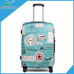 supply all kinds of luggage 32 inch,4 wheels hard plastic kids luggage