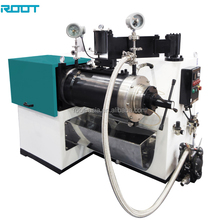 Horizontal wet milling machine