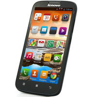Original Cheap Lenovo Mobile Phone Lenovo A560 Quad Core 5 Inch Screen MSM8212 Quad Core Android 4.3 3G WCDMA Dual Sim GPS