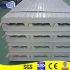 painéis de telhado pu utilizados painéis de poliuretano para venda isolada