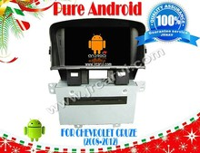 pure android 4.4 car dvd player for Chevrolet Cruze (2008-2011) RDS ,GPS,WIFI,3G,support OBD,support TPMS