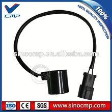 6d102 rotatorio solenoide válvula bobina para komatsu excavadora partes