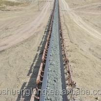 High Tensile Strength Conveyor Belt For Mining/Steel/Fertilizer/Cement/Thermal Power/Port