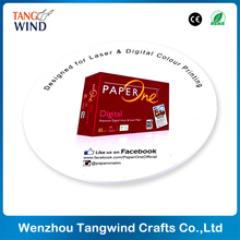Tin Coaster for Hotel, Promotional Table Cup Pads Metal Coaster