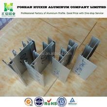aluminium extrusion profiles track for sliding window
