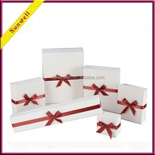 Dongguan Factory price custom packaging paper jewelry boxes for jewelry packaging