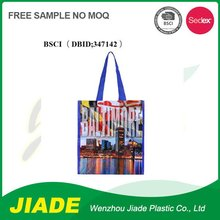 Bottom price pp woven bag/factory pp woven bag shopping/factory clear pp woven bag